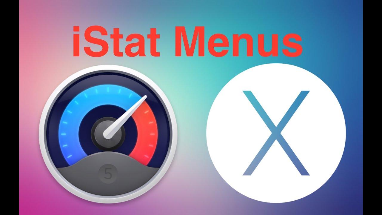 iStat Menus 6.51 Crack 2021 Latest Version License Key [Download]
