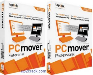 PCmover Crack/ PCmover Professional Crack
