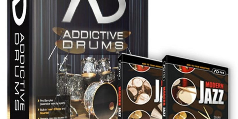 Addictive Drums 2.2.0 Crack + Keygen (Torrent) Download!