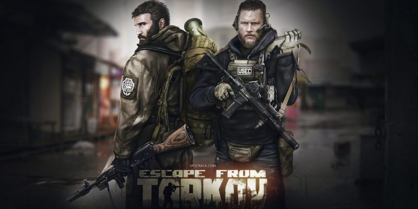 Escape From Tarkov 0.12.4.6465 Crack + Torrent Free Download