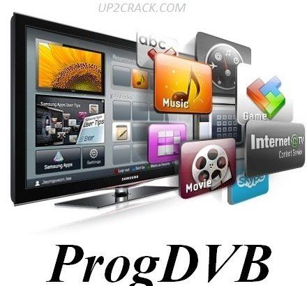 ProgDVB Professional 7.32.9 Crack + Torrent (Serial Key) Latest!