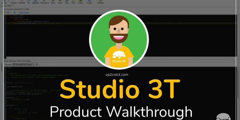 Studio 3T 2020.3.1 Crack + License Key Download (2020)