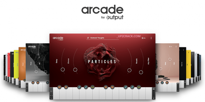 Output Arcade VST 1.3.10 Crack R2 + Torrent For Mac [Download]