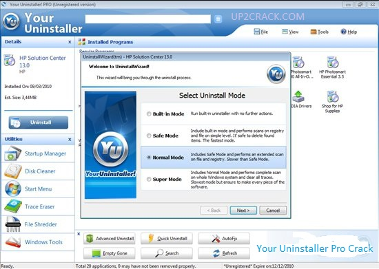 Your Uninstaller Pro 7.5 Crack Latest Torrent Free Download [2021]