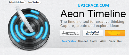 Aeon Timeline 2.3.16 Crack Download For [Mac & Windows]