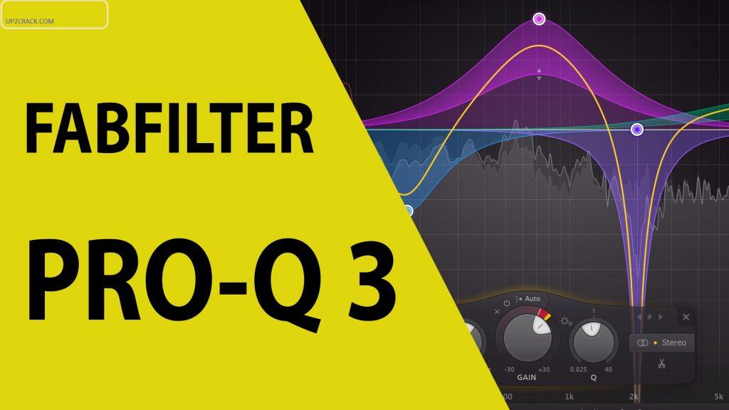 FabFilter Pro-Q 3.18 Crack + Torrent Free Download [2021]