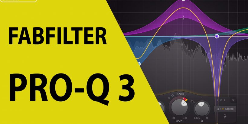 FabFilter Pro-Q 3.18 Crack + Torrent Free Download [2021]