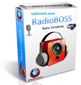 RadioBoss 6.0.4 Crack & License Key Download [2021]