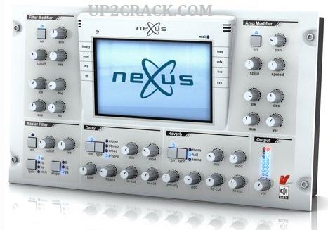 Nexus VST Crack