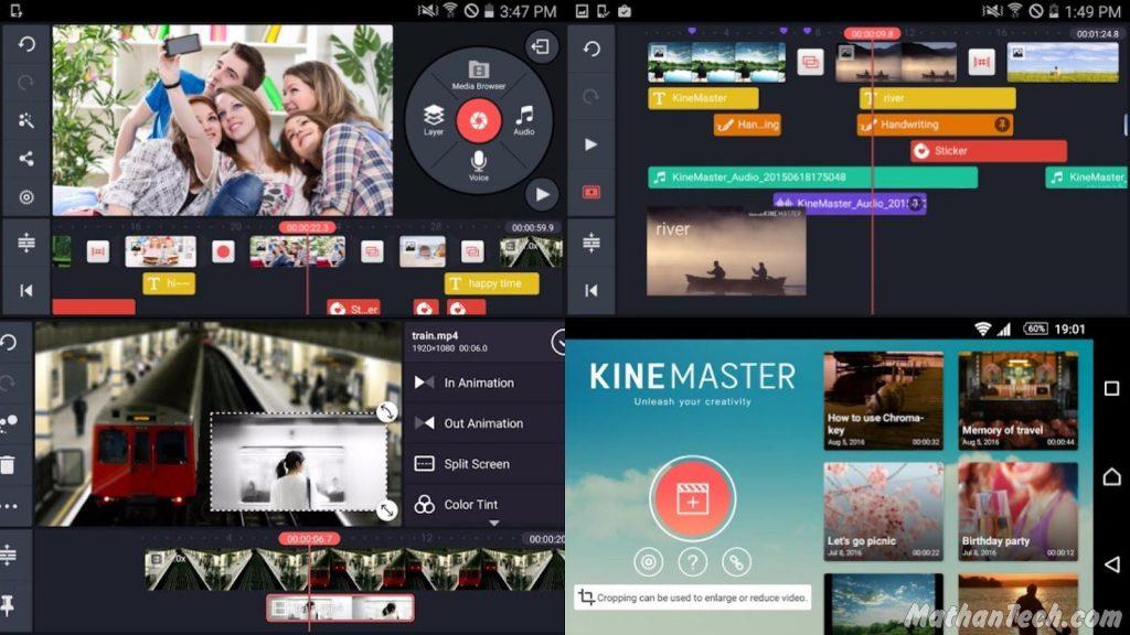 Kinemaster Pro 5.1.1.22266 Crack APK + Mode PC Download