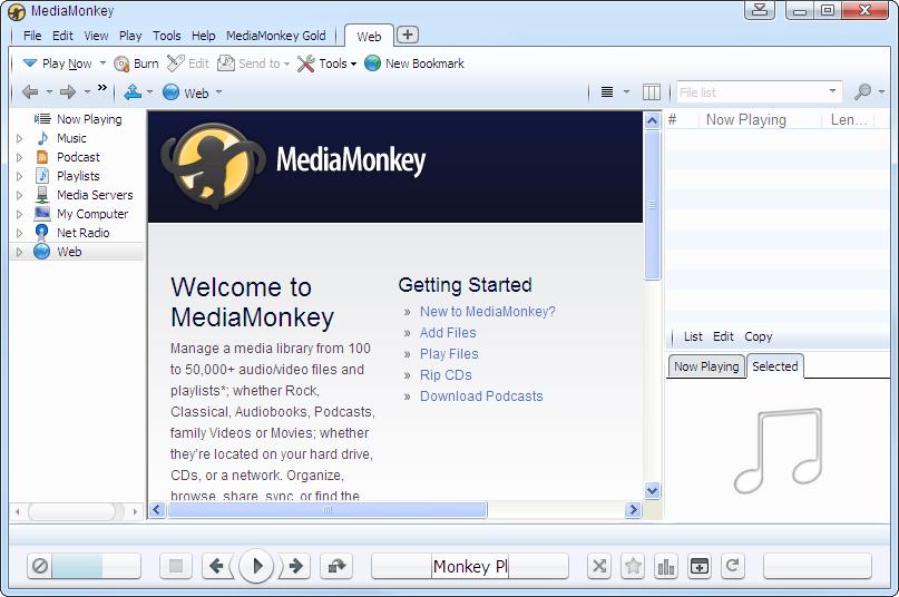 MediaMonkey Gold 5.0.1.2427 Crack + Serial Key 2021 Download