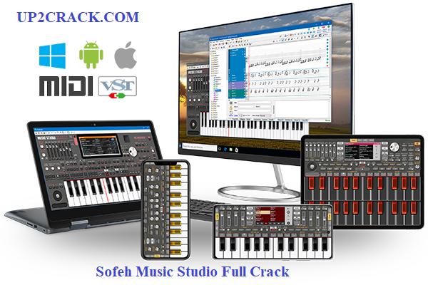 Sofeh Music Studio 6.8.1 Full Crack With Activation Code [2021]