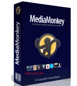 MediaMonkey Gold 5.0.1.2431 Crack + Serial Key 2021 Download