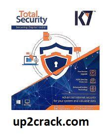 K7 Total Security 16.0.0519 Crack & License key Free Download (2021)